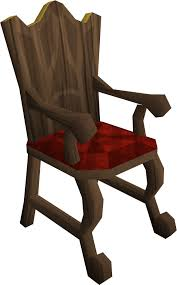 mahogany armchair runescape wiki fandom powered by wikia