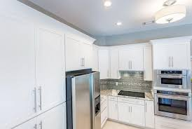Crown Moulding For Kitchen Cabinets Shaker Crown Molding Kitchen Cabinets Home Design Ideas