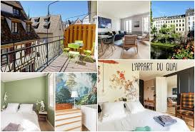cing mobil home 4 chambres apartment l appart du quai strasbourg booking com
