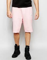 light pink shorts mens shoe boots religion oil wash jersey shorts pale pink shorts men