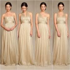 metallic gold bridesmaid dresses 70 yoo dresses skirts yoo annabelle