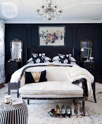 Stunning Black And White Bedroom Designs - Black and white bedroom designs ideas