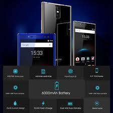oukitel k3 4g smartphone 5 5 inches 4gb ram 64gb sales online