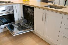 how to install base cabinets with dishwasher how to install a dishwasher flush with a cabinet