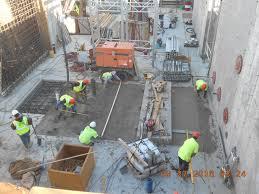 basement slab part 20 construction of a reinforced concrete