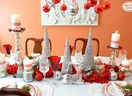 christmas decor for center table center table pics nurani org
