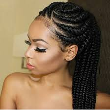 Weave Hairstyles For Natural Hair Best 25 Ghana Weaving Ideas On Pinterest Ghana Cornrows
