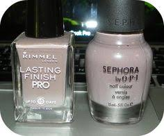 nail polish dupes images pale soirée nail lacquer vs orly