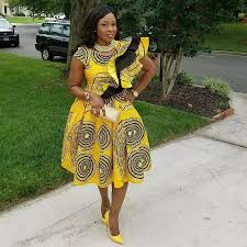 best kitenge dresses best kitenge designs in kenya that you must try in 2018 with pictures