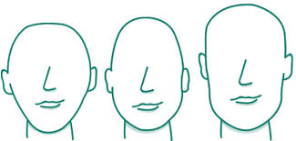 head shapes and hairstyles how to determine your face shape