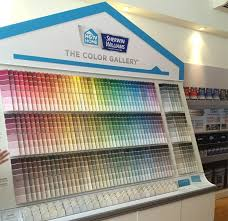 hgtv home by sherwin williams features palettes inspired by nature