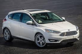 used 2016 ford focus hatchback pricing for sale edmunds