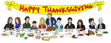 thanksgiving with the charming family by k a mill on deviantart