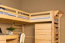 Graduate Triple Lindy Loft Beds Left Facing - Triple lindy bunk beds
