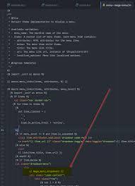 theme drupal menu block drupal 8 inserting a block view into the menu twig template stack