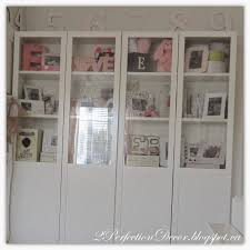 billy glass door 2perfection decor adding ikea billy bookcases to flank a window