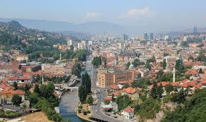 si e de sarajevo file sarajevo city panorama jpg wikimedia commons