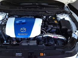 mazda motoru painted my engine cover pics mazda 6 forums mazda 6 forum