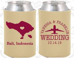 wedding gift indonesia bali save the date etsy