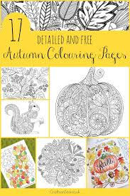 you can download free fall themed coloring pages simplemost