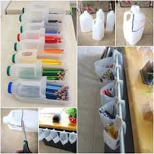 30 mind blowing ways to upcycle plastic bottles at home and the office