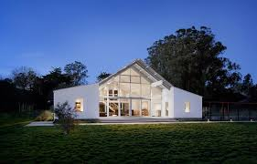 Modern Farmhouse Ranch Barn House In The Middle Of The Nature Hupomone Ranch