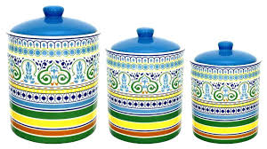 lime green kitchen canisters vintage kitchen canisters canister sets ceramic in lime green