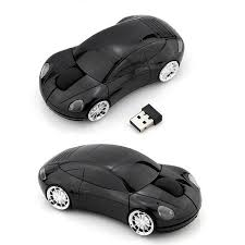 light up wireless gaming mouse 3d 2 4ghz wireless 1600dpi usb optical gaming sport car shape mouse