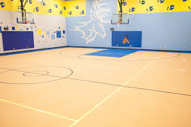 Mondo Sports Impact Flooring by Eugene Fields Elementary Gymnasium Performance Surfaces