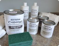 Rustoleum Paint For Kitchen Cabinets Mini Kitchen Makeover Centsational Style