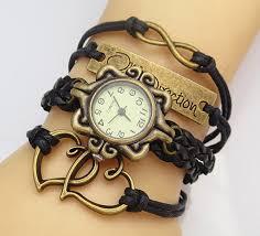 vintage infinity bracelet images Bronze infinity bracelet friendship bracelet wholesale quality png