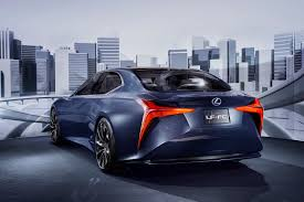 lexus lf fc interior fuel cell plus high output equal lexus lf fc ultimate car blog