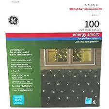 ge 100 led net style light staybright