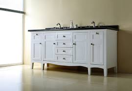 Cream Bathroom Vanity by Bathroom Ideas Dark Countertop White Bathroom Cabinets Above