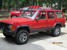 1989 jeep wagoneer lifted pics of 235 75r15 u0027s jeep cherokee forum