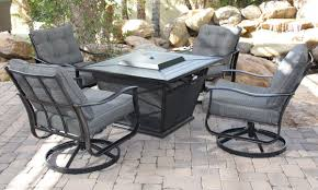 laguna outdoor dining room u0026 fire pit the dump america u0027s