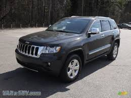 charcoal black jeep 2011 jeep grand cherokee limited in dark charcoal pearl 610779