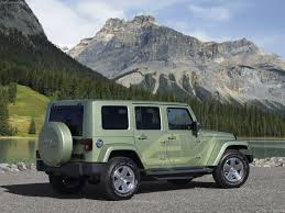 Wrangler 2009 Jeep Wrangler Unlimited Ev 2009 Pictures Information U0026 Specs