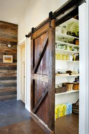 kitchen pantry doors ideas look a sliding barn door to the pantry kitchen inspiration