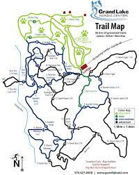 grand lake touring center trail map liftopia