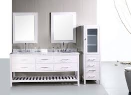 Free Standing Bathroom Vanities by Bathroom Divine White Grey Bathroom Decoration Using Light Grey