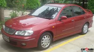 nissan sunny 2005 nissan used cars for sale in pattaya