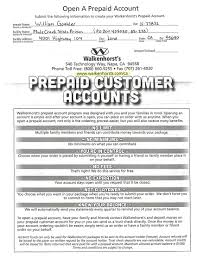 prepaid account between the bars open a prepaid account william goehler