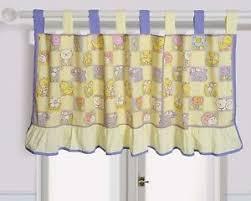 rideaux chambre d enfants bébé imprimé numérique rideau cantonnière de porte fenêtre pour