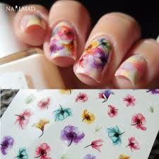 online buy wholesale flower nail art from china flower nail art