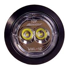 small round led lights mwl 10 sp 2 round mini led work light