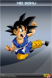 dragon ball gt kid goku bsdbs dbcproject deviantart