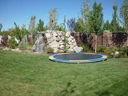 parents build backyard roller coaster outdoor furniture design