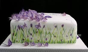 party cake garden party cakes cake magazine