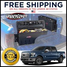 undercover swing case driver side truck bed storage sc203d 2015